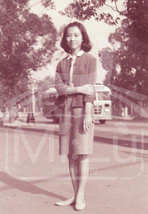 Li Jü na střední škole v Čchung-Čchingu 1950
