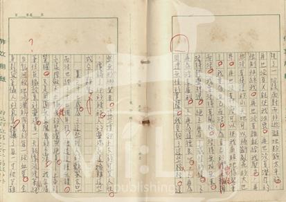 Čchiou Miao-ťin /cvičebnice