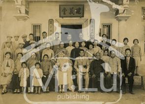 Lü Che-žuo svatební fotografie